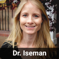 Dr. Iseman
